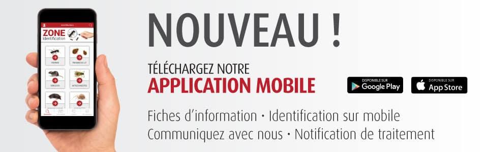 Nouveau ! Application mobile Abat Extermination